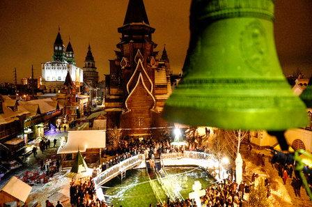 «Мосводоканал» организует доставку воды для церемонии крещения в 47 столичных храмов