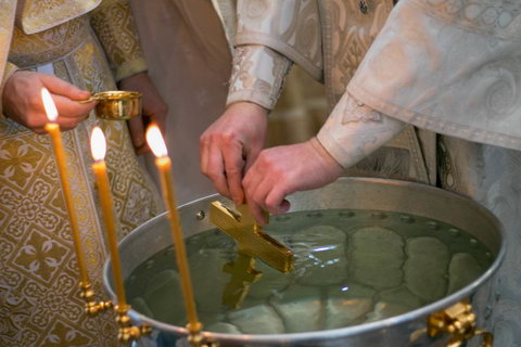 «Росводоканал Омск» рассказал о качестве крещенской воды