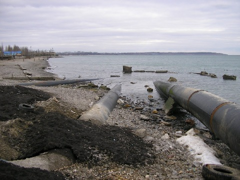 На капремонт глубоководных выпусков сточных вод в Крыму требуется 900 млн. руб.