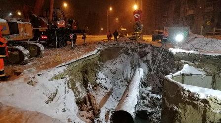 Новый коллектор в Обнинске построят за счёт повышения тарифов на холодное водоснабжение и водоотведение