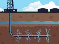 Гидроразрыв пласта может привести к загрязнению подземных источников воды