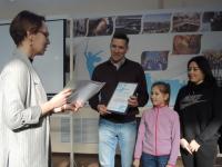 «Концессии водоснабжения» наградили победителей акции  «Добросовестный плательщик 2017» в Волгограде