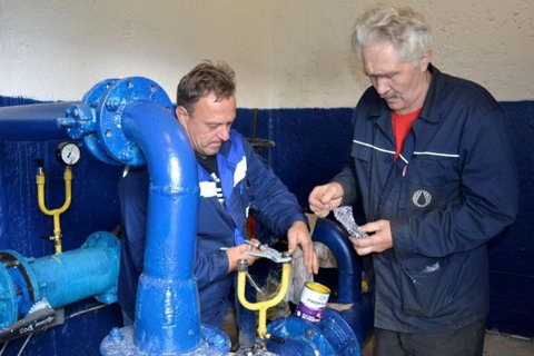 Тверецкий водозабор  ООО «Тверь Водоканал» подготовлен к быстрым технологическим переключениям