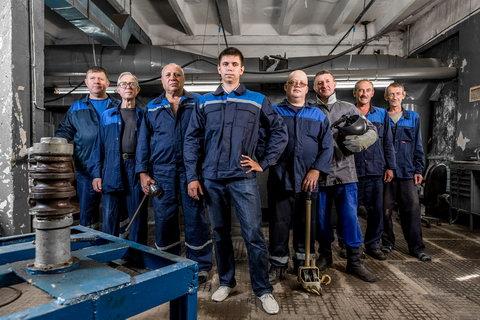 Водоканал Нижнего Новгорода запустил проект об истории предприятия в лицах