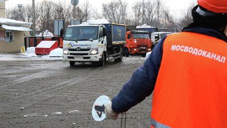 Снегоплавильные пункты Москвы и Петербурга бьют рекорды по утилизации снега
