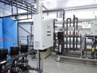 В пос. Прибрежный Белгородской области введена в эксплуатацию станция обезжелезивания воды