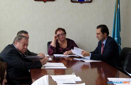 На Сахалине предложили установить льготы по налогу на имущество для ресурсоснабжающих организаций