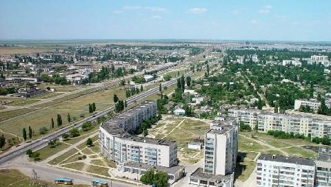 Острая проблема снабжения качественной водой жителей г. Красноперекопска в Крыму остается нерешенной