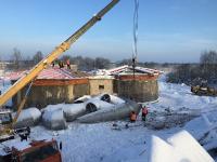 Реконструкция очистных сооружений канализации в пос. Новый Свет Ленинградской области будет завершена к концу 2018 года