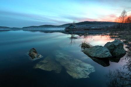 Екатеринбургский «Водоканал» исследует качество воды из Волчихинского водохранилища