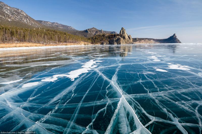 Границы водоохранной зоны оз. Байкал корректируются без ущерба для его экосистемы