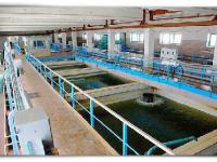 В Первоуральске Свердловской области началось строительство новой насосно-фильтровальной станции
