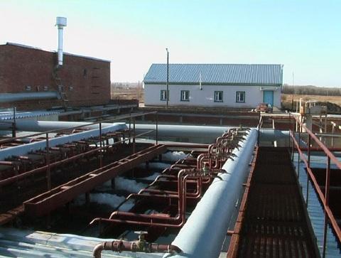 В Брянской области в 2014 году было выполнено проектов на строительство очистных сооружений канализации на 20 млрд. руб.