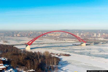 Новосибирская коммуналка выдержала период суровых морозов