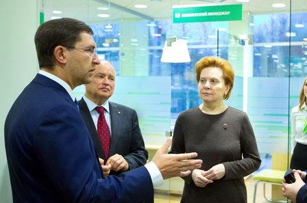 Сбербанк призывает руководство ХМАО-Югры помочь снять барьеры при реализации концессий в ЖКХ