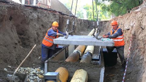 В Саратовской области в 2018 году будет реконструировано около 50 км сетей теплоснабжения