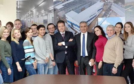 Лучшие выпускники волгоградских вузов получат работу  в компании