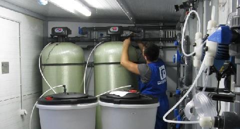 В 2018 году в населенных пунктах на Ямале установят 15 блочных водоочистных станций