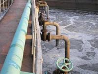 В г. Чаплыгин Липецкой области завершен первый этап капитального ремонта очистных сооружений канализации
