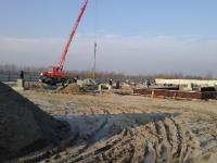 В индустриальном парке «Храброво» под Калининградом началось строительство очистных сооружений канализации и водозабора