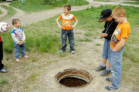 Волгоградские концессионеры призвали  присоединиться к социальной акции «Закрой люк — спаси ребёнка»