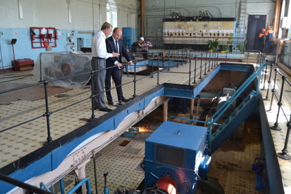 Водоканал Иваново скорректирует проект реконструкции системы водоподготовки на ОНВС-1 м. Адотьино