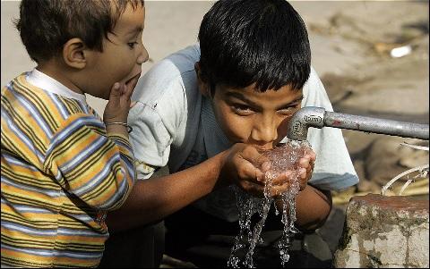 В Индии улучшилось качество питьевой воды