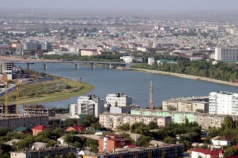 В 2019 в Атырау в Казахстане будут построены новые канализационные очистные сооружения