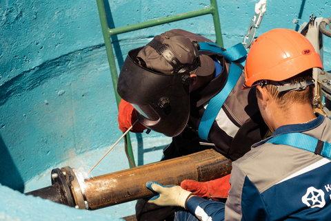 «Росводоканал Барнаул» завершил реконструкцию водопровода на улице Горно-Алтайской