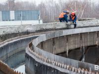В Казани укроют колпаками 25 объектов очистных сооружений канализации