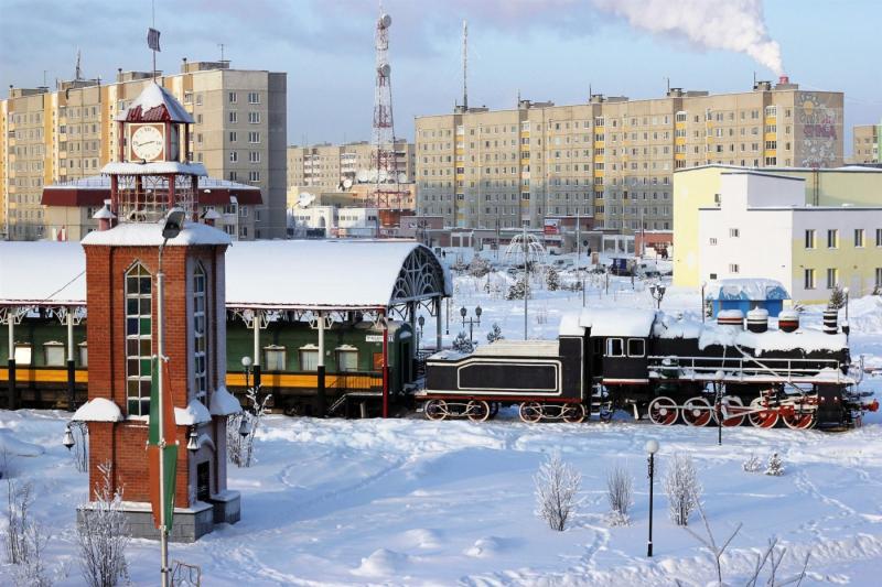 В инфраструктуру Лангепаса (ХМАО) будет инвестировано 1,8 млрд. руб.