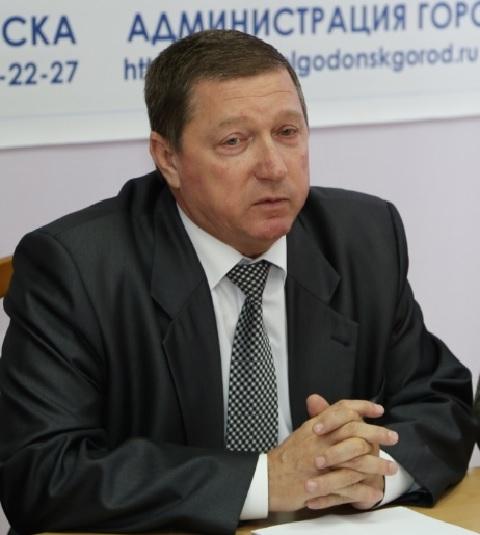 Директор МУП «Водоканал» г. Волгодонска Сергей Вислоушкин назначен заместителем главы городской администрации по ЖКХ