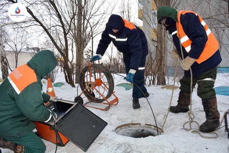 «Росводоканал Омск» захлестнула волна засоров канализации