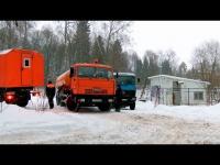 Власти подмосковного Сергиево-Посада оспаривают у военного департамента право собственности на заброшенную КНС