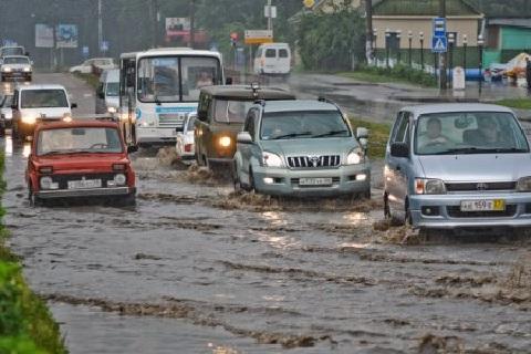 На строительство в Брянске ливневой канализации требуется 60 млрд. руб.