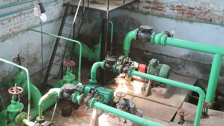В Саратове и пригороде из-за остановки насосной станции 225 тыс. человек лишились холодного водоснабжения