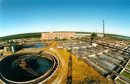 На комплекс очистных сооужений Соломбальского ЦБК в Архангельске претендует МУП