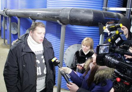 Новая станция обезжелезивания в подмосковном Клину вошла в рабочий режим