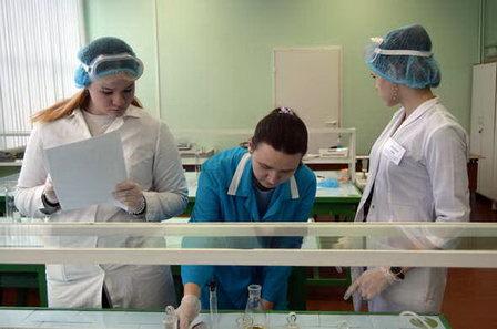 Петрозаводский «Водоканал» организовал республиканский конкурс «Лаборант химического анализа»