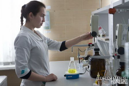 Подведены итоги общероссийского конкурса лаборантов «За точность измерений»