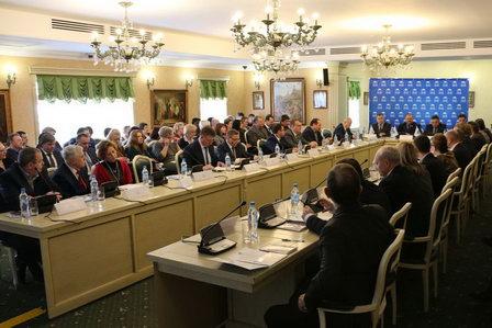 Глава городского самоуправления Калуги призвал к законодательному регулированию концессионных соглашений
