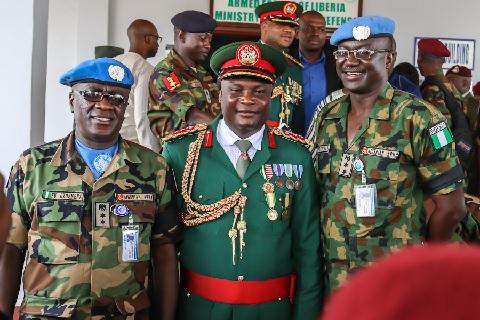 Армия Нигерии построила для себя станцию водоочистки