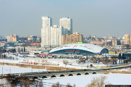 Челябинск получит программу экологического развития