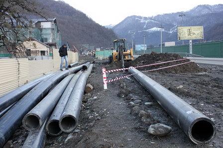 Мошенник за 6 млн. руб. предложил подключить два дома в Сочи к водоснабжению