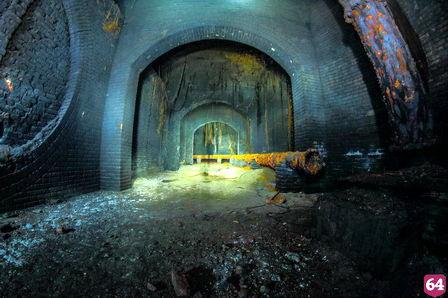 Водные катакомбы Саратова предложили использовать для съёмок фантастических фильмов