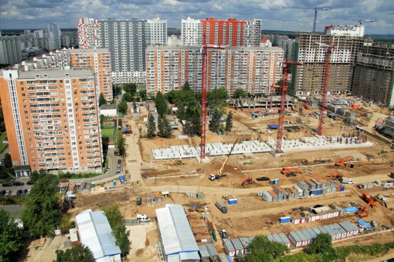 Новый водовод в Новой Москве свяжет между собой системы водоснабжения Калужского и Варшавского направлений