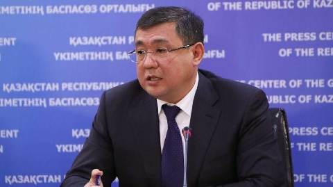В Казахстане арестован вице-министр энергетики по подозрению в хищении средств при очистке озера Карасу