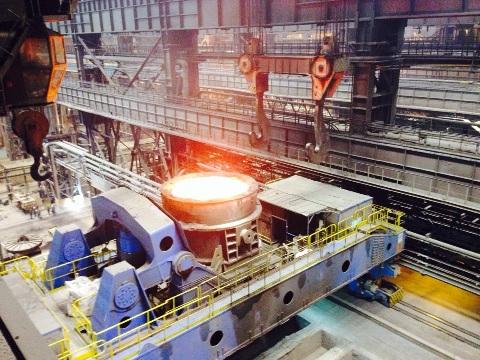 Предприятия Новолипецкого металлургического комбината снизили за десять лет потребление воды на 59%