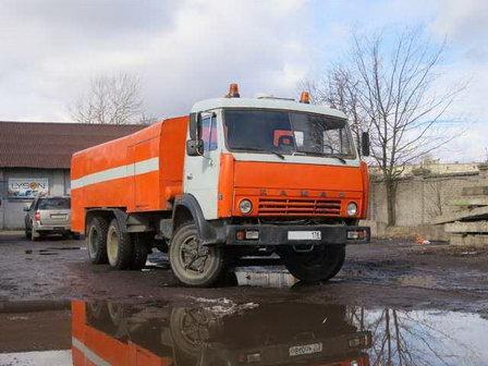 Севастополь приобрёл горводоканалу автотехнику на 21,34 млн. руб.