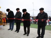 В селе Чурапча в Якутии введены в строй очистные сооружения канализации